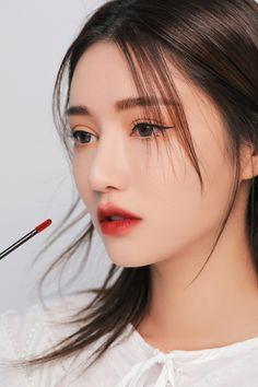 Get Rid Of Skin Care Problems Now - Fashion Beauty Body 3ce Makeup, Eyeshadow Makeup, Hair Makeup, Mode Ulzzang, Ulzzang Girl, Asian Wedding Makeup, Korean Makeup Look, Cute Girl Face, Lip Tint