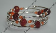 red orange braclet 1 900