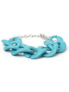 loved this links bracelet!