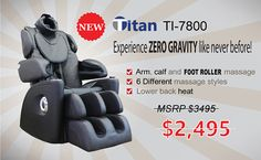 On TITAN World LLC the dream of your very own massage chair come true. :-  #Massage_Chairs #Titan_Massage_Chairs #Massage_Chair