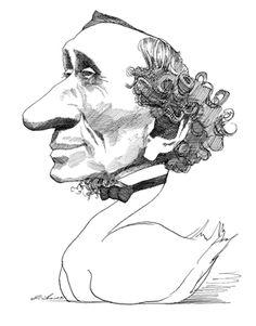 Hans Christian Andersen, Levine