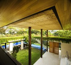 Tangga House in Singapore by Guz Architects - how could you not enjoy living in this environment every day?
