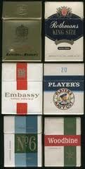 capstan cigarette - Google Search - I've never smoked, but I remember these