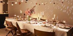 Table blanche pour Noël : pour ou contre ? - Marie Claire