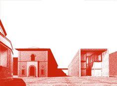 Zermani and Associates, Iacopo Corti, Maurizio Oralndo, Paolo Osti, Eugenio Tessoni, Crosses, Roberto Panara · The Gallery of Books