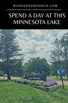 Enjoy the two beaches, walk the 3 miles of Scenic trails, play with the many watersport rentals, and so much more at Lake Nokomis Travel And Tourism, Solo Travel, Travel Tips, Places To Travel, Places To Visit, City Break, Parks And Recreation, Minneapolis, Trip Planning