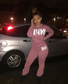⚠️ is the plug for more poppin' ass pins ⚡️ PLEASE give me my credit ‼️ Lazy Day Outfits, Chill Outfits, Pink Outfits, Dope Outfits, College Outfits, Swag Outfits, Winter Outfits, Casual Outfits, Vs Pink Outfit