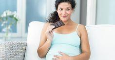 Cioccolato in gravidanza: fa bene al feto! #gestazione #mamme