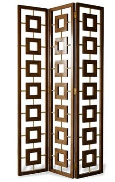 Another glorious piece of retro-inspired homeware from Jonathan Adler in the form of the Desmond Screen.