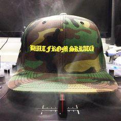 Thanks for the hat @skratch2win  #builtfromskratch #upinsmoke #vape #snapback #cap #hat #streetwear #camo #turntablism by djideaz http://ift.tt/1HNGVsC