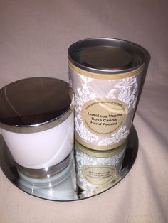 Excited to share the latest addition to my #etsy shop: Soy Candle, Luscious Vanilla Soy Candle Boxed, Christmas Candle, New Home Candle, Vanilla fans, British made http://etsy.me/2zrWkSa #candles #container #christmas #bedroom #white #wedding #scentedcandle #scentedsoycandle #sce