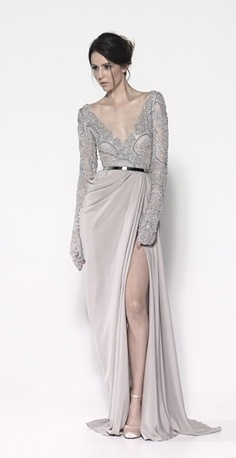 Paolo Sebastian. I love this designer. Everything he comes out with is so feminine and romantic.