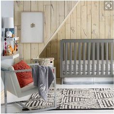 Keep shopping simple with this Circo Two by Two 4pc Crib Bedding Set. This gender-neutral crib bedding comes with a gray and white striped 200 thread count fitted sheet, pleated dust ruffle, animal embroidered comforter and matching gray baby blanket with an adorable mommy and baby elephant design in the corner. This set is perfect if you're looking for a gender-neutral theme. Crib bedding sets give your nursery a great look with no hassle.