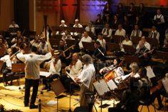 Potop de lume si cascade de aplauze pentru Mesterul Manole, la prima auditie absoluta Cascade, Orchestra, Concert, Color, Concerts, Band