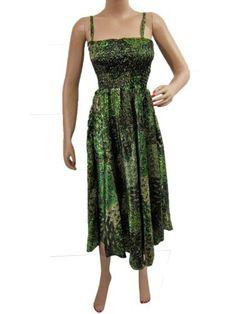 Womens Hippy Boho Sundress Hunter Green Satin Chick Spaghetti Strap Smocked Long Maxi Dress Mogul Interior,http://www.amazon.com/dp/B00C7L103G/ref=cm_sw_r_pi_dp_Mf8Drb09452E48AF
