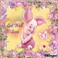 get well soon Tigger And Pooh, Winnie The Pooh Friends, Pooh Bear, Disney Winnie The Pooh, Get Well Soon Funny, Get Well Soon Quotes, Get Well Prayers, Get Well Wishes, Eeyore Pictures