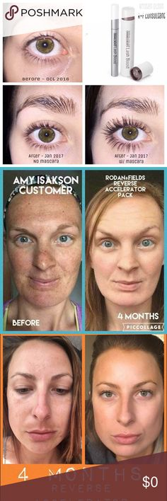Amazing skincare products! Are you frustrated with your current skincare routine? Are you not seeing the results you want? I would love to get you set up with some amazing products! Check out my website and get your personalized skincare recommendation with our solution tool! Makeup