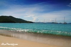 Francis Bay, St. John - find out why it's worth driving just a little farther to spend time at this beautiful beach!