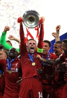 Liverpool have incredibly already sealed their qualification for next season's Champions League - before the knockout stage for this year's … READ FULL ARTICLE Liverpool Champions League, Liverpool Football Club, Liverpool Captain, Liverpool Fc, Henderson Liverpool, Premier League Winners, Uefa Super Cup, Club World Cup, Stage