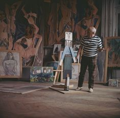 How Picasso Became Picasso - The New York Times