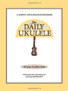 Great songbook, 365 songs with melodies, lyrics and ukulele chords.