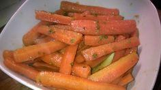 Tupun tupa:  Meillä on nyt tykästytty eri muodoissa porkkanaan...