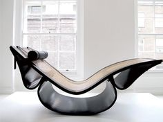 rio chaise longue by oscar niemeyer - 28000 € | brazilian design, Attraktive mobel