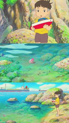 오늘은 지브리배경화면 중에서도 이웃집 토토로 배경화면!!! 제 블로그에 지브리 배경화면 다 올리고있으니... Art Studio Ghibli, Studio Ghibli Movies, Hayao Miyazaki, Studio Ghibli Background, Anime Films, Animation, Anime Scenery, Howls Moving Castle, Aesthetic Anime