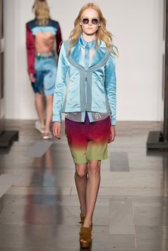 Jonathan Saunders Spring 2014 Ready-to-Wear Fashion Show d47b39d0fd7