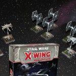 Star Wars X-Wing: un juego de miniaturas coleccionables