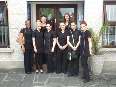 Our ITEC makeup course students from our Santry venue ready to sit their exams.