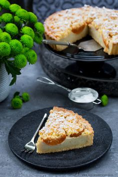 Tarta z morelami / Apricot tart
