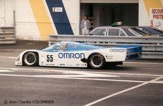 1989 LeMans N° 55 - PORSCHE 962 C (Team Schuppan / Team Davey (AUS/GB))