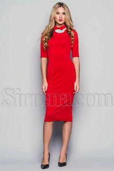 Evening Dresses, High Neck Dress, Dresses For Work, Casual, Vintage, Fashion, Evening Gowns Dresses, Turtleneck Dress, Moda