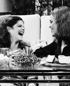 Gilda Radner & Madeline Kahn... two very talented ladies of comedy