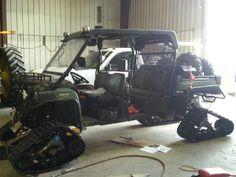 2009 John Deere GATOR XUV 620I 4Wheeler  9 hours for sale in