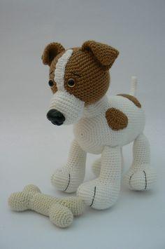 Crochet Dog Patterns, Amigurumi Patterns, Baby Blanket Crochet, Crochet Baby, Crochet Star Stitch, Stuffed Animals, Dinosaur Stuffed Animal, Crochet Dolls, Crocheted Toys