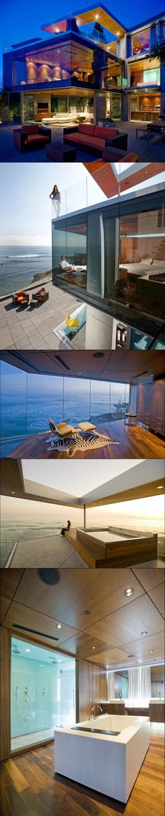 ♂ Modern Architecture Luxury Residence in California. The luxurious and modern Lemperle Residence at the seaside in La Jolla, California designed by Architect Jonathan Segal. From http://weandthecolor.com/lemperle-residence-in-la-jolla-california-by-architect-jonathan-segal/17817