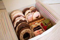Box Set of Felt Food-Medium  Party of 4