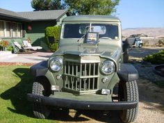 1954 Willys Truck - Photo submitted by Vern Guyer.