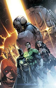 DC Comics June 2015 Covers and Solicitations - Comic Vine