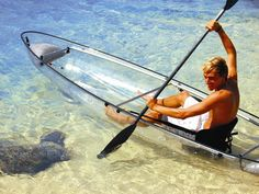 glass bottom kayak