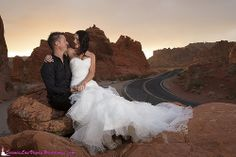 Wedding at Valley of Fire copy