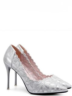 On Sale Flower Matching Fashion Shoes Cheap High Heels, High Heel Pumps, Fashion Shoes, Footwear, Lady, Shoe, Shoes