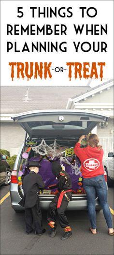 Trunk-or-Treat idea Easy! Halloween Pinterest Easy, Holidays - halloween decorations for your car