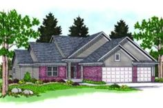 House Plan 70-794 (3 bedrooms- main level)