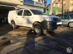 Toyota hilux 2.5 double cabine 4x4 - 2012