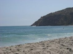 Point Dume State Beach and Preserve, 10 miles from Malibu, CA