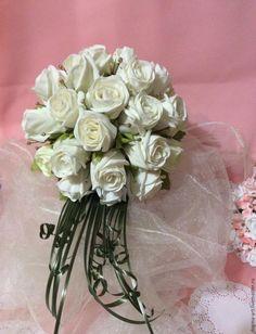 Выкройка для роз из фоамирана