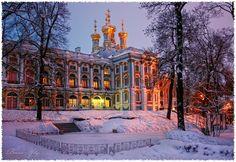 Петербург. Царскосельские пейзажи. St. Petersburg